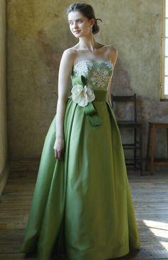 アリア プーラ No.86-0005 ウエディングドレス 結婚式