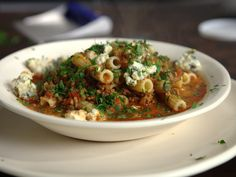 Beef Goulash with Blue Cheese Recipe : Rachael Ray : Food Network - FoodNetwork.com Ahead of the Game Episode