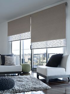 10 Prepared Simple Ideas: Electric Blinds For Windows bedroom blinds and curtains.Bedroom Blinds And Curtains. Living Room Blinds, Bedroom Blinds, House Blinds, Curtains With Blinds, Privacy Blinds, Fabric Blinds, Window Blinds, Roll Blinds, Blinds Diy