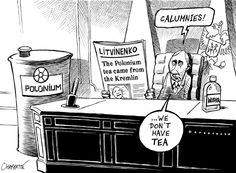 British investigation leads to Putin