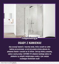 Pomysłodawcy.pl - Serwis bardziej kreatywny na Stylowi.pl Cheap Hardwood Floors, Guter Rat, Modern Flooring, Simple Life Hacks, Home Hacks, Good Advice, Housekeeping, Clean House, Good To Know