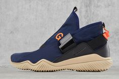 NikeLab ACG Komyuter in Blue/Orange - EU Kicks: Sneaker Magazine