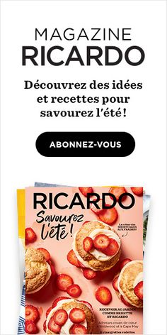 Petits poudings à la rhubarbe | Ricardo Profiteroles, Sauce Barbecue, Snack Recipes, Snacks, Caramel, Chips, Desserts, Food, Rib Recipes