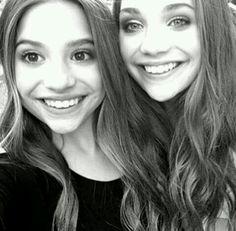 Awwww the ziegler sisters!