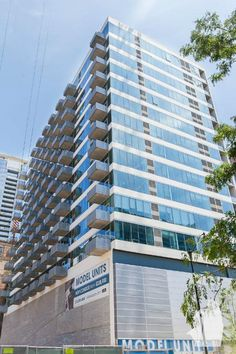 Deal of the Week: 1345 S Wabash, Unit 507 This brand new 1 bedroom condo features beautiful hardwood floors, sleek high end finishes, stainless steel appliances, private balcony. 1 garage parking space included! Available NOW for $1750 per month. Call us today for a private tour!
