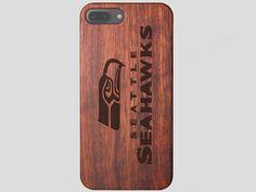Seattle Seahawks Wooden iPhone 7 Plus Case