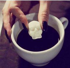 Skull sugar