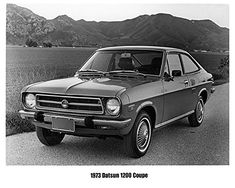 The Unique Cars and Parts Guide To Identifying Japanese Built Cars Of 1973 Datsun Car, Nissan Infiniti, Cafe Racer Bikes, Unique Cars, Japanese Cars, Jdm Cars, Skyline, Prince, Restoration