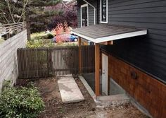 Best Basement With Enclosed Outside Stairs Hidden Basement 640 x 480