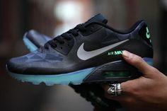 2da9ef6415fb31 Nike Air Max 90 ICE - Black Cool Grey