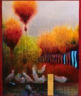 Gwerková Melita - Milénizm Painting, Art, Art Background, Painting Art, Kunst, Paintings, Performing Arts, Painted Canvas, Drawings