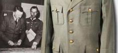 "Argentine buys at acution Hitler's uniform jacket for US$ 312.000 and US$ 47.500 for a Goering watch 6/21/16  The controversial auction, ""Hitler and the Nazi grandees – a look into the abyss of evil,"" was closed to the press, but the tabloid Bild sent an undercover reporter"