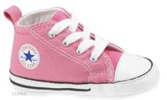 8fb2ece8ac3 CONVERSE All Star Chuck Taylor First Star INFANT KIDS Unisex Canvas Sneakers