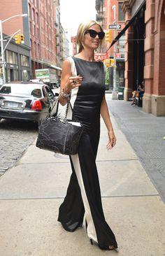 Heidi Klum - Heidi Klum Is All Smiles in NYC