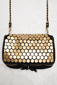 Perfect Day to Night Bag. Jerome Dreyfuss Embellished Bobi Bag $1,805 shopheist.com
