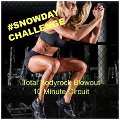 bodyrock blowout circuit