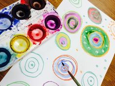 The Dot, by Peter Reynolds A lesson for the beginning of year for each grade level.