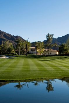 The resort can arrange tee times to the excellent golf courses in the area. #Jetsetter