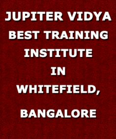 Learn Java at Jupiter Vidya, best Java training institute in Immadihalli Whitefield. Visit Jupiter Vidya for more details or call us at : +91 8123867849