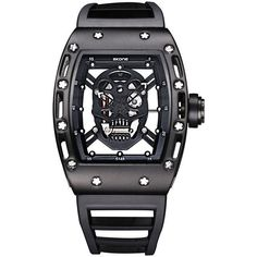 Pre-Sale Products 2017 Skone Skull Watch Men Quartz Watches Only For VIP Customers Priority Shipping