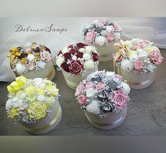 Beautiful Flower Arrangements, Beautiful Flowers, Arte Floral, Soap Making, Christmas Decorations, Bouquet, Candles, Handmade, Gifts