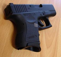 Glock 27 - Perfect accessory for any outfit =)
