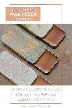 You don't want to miss this free color match for the right color every time. Struggling to find the right shade for your foundation? Take advantage of our free online color match and make sure you buy the right color! Enjoy high quality makeup at affordable prices, and fully customizable palettes make this a no brainer. Get your free makeup color match consult online today! Simple Everyday Makeup, Everyday Makeup Routine, Daily Beauty Routine, Simple Eye Makeup, Beauty Routines, Makeup Tutorial Step By Step, Easy Makeup Tutorial, Quick Makeup, Free Makeup