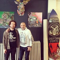 """Remembering Arturo Vega, the """"Fifth Ramone"""" and My Former Roommate   NOISEY"""