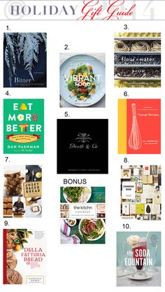 10 Great Cookbooks You May Have Missed This Year