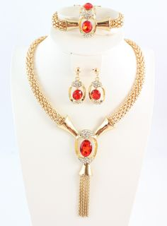 http://gemdivine.com/free-shipping-high-quality-fashion-gold-plated-simulated-pearl-red-gem-necklace-earrings-set-wedding-jewelry-set-for-women/