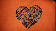 Check out this item in my Etsy shop https://www.etsy.com/listing/286023883/nursing-tools-t-shirt-nursing-tools-tee