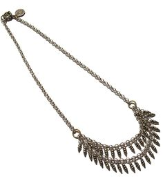 Tiny Spikes Necklace | Jewelry Necklaces | Kate Claughton Jewelry | Scoutmob Shoppe | Product Detail