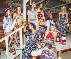 How To Get The Tommy Hilfiger Beach Babe Look For Spring 16 | Look