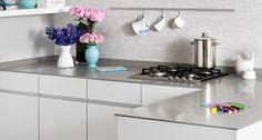 Colección Classico para cocinas y baños de CaesarStone