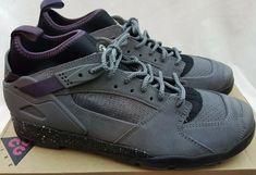 d8b5de2f0650 Nike ACG Air Revaderchi Huarache AR0479-004 Grey Hiking Trail Shoes Size  9.5  Nike