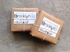 Brooklyn-Floral Scent Vegan Soap Bar by ROUNDABOUTBOTANICALS