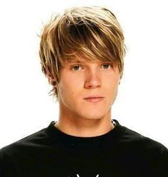Image result for Teen Boy Long Hairstyles