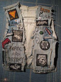 Infernal Overkiller's Dead Kennedys, Discharge, Slayer, Filth Battle Jacket | TShirtSlayer