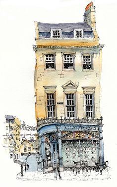 George Street, Bath | Flickr - Photo Sharing!