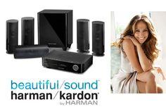 @Jennifer Lopez Brings 'Beautiful Sound' to #Harman Kardon Global Brand Campaign