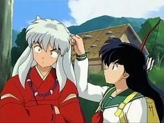 If someone never watched InuYasha and would like to start, please let me tell you that would be the smartest and best decision you'll ever make. You won't regret, never ever. You will fall madly and completely in love!