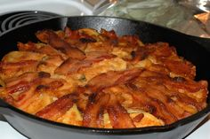 The Hungry Housewives: Recipes- Grape Pickers' Skillet with Chicken for FOODball Brunch