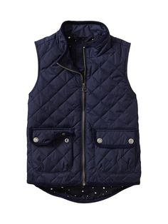 Quilted vest Product Image