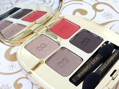 Dolce and Gabbana Lushies Eyeshadow Palette Review
