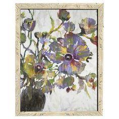Vivid Poppies Framed Print