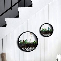 Shop these unique and colorful Wall Planters and brighten your home or office. Find more unique gifts and planters from around the world at the Apollo Box. Cute Dorm Rooms, Cool Rooms, Apollo Box, Plant Wall, Home And Deco, Elegant Homes, Home Interior, Interior Ideas, Interior Design