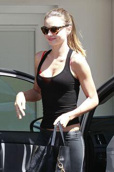 Miranda May Kerr was born 20 April 1983