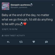 You would think it obvious that giving and receiving affection in relationships goes without saying. Bae Quotes, Real Talk Quotes, Tweet Quotes, Boyfriend Quotes, Twitter Quotes, Mood Quotes, Song Qoutes, Freaky Quotes, Girlfriend Quotes