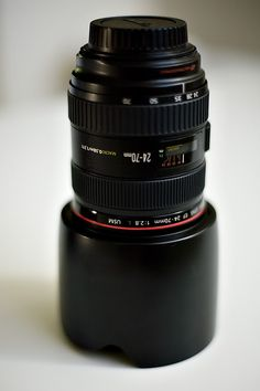 The importance of a camera lens hood!