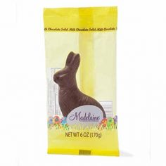 Madelaine Chocolate Bunny